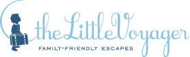 Logo The Little Voyager, partenaire du Château de Serjac, château hôtel à Puissalicon.